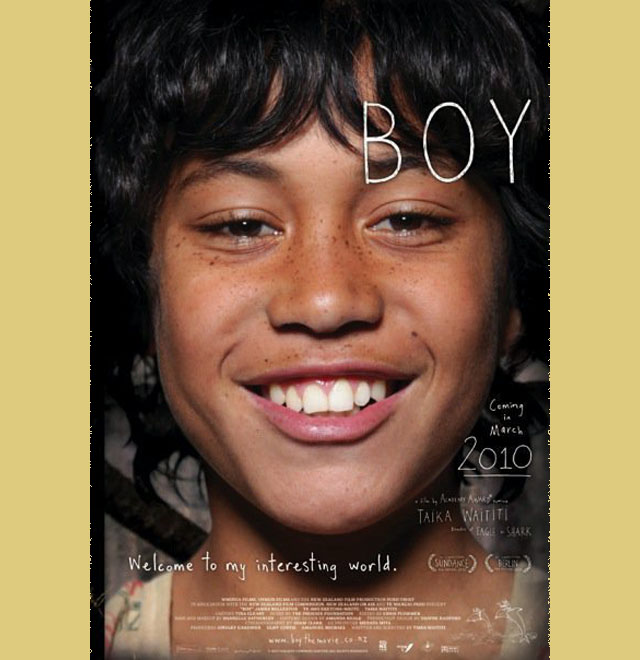 Boy the Movie Poster