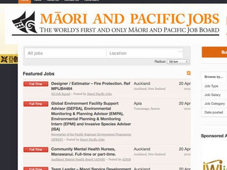 Maori Pacific Job Board