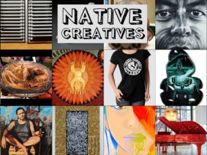 Featured Native Creatives