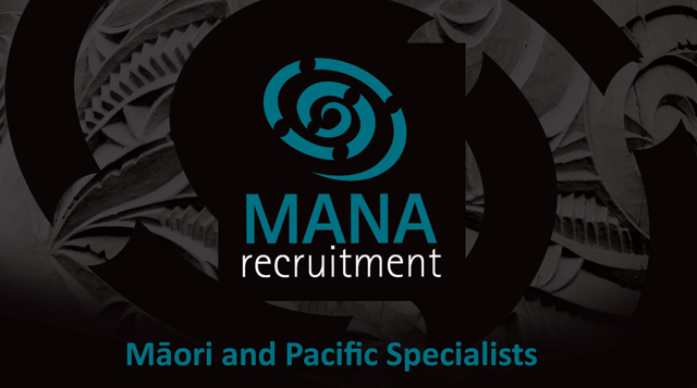 Mana recruitment logo