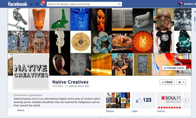 Native Creatives Facebook