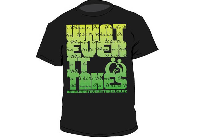Whatever It Takes T shirt