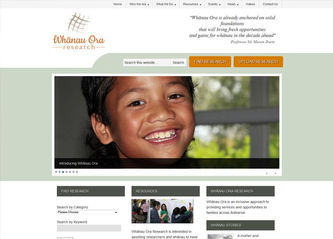 Whanau-Ora-website